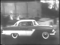 Vintage Old Plymouth Chrysler Turbine Prototype Car Commercial 1955