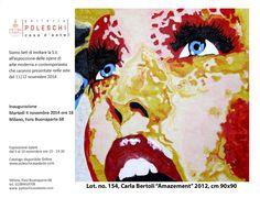 Milano, Galleria Poleschi: Asta d'Arte Moderna e Contemporanea