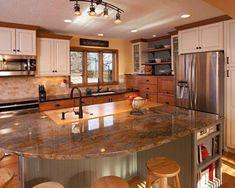 Best White Cabinets Oak Trim For The Home Oak Trim 400 x 300