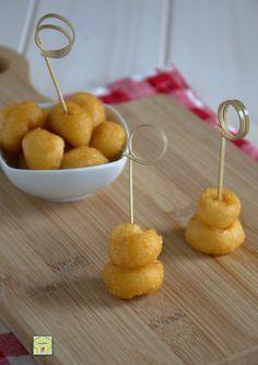 palline di parmigiano gp