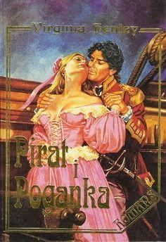 Okładka książki Pirat i poganka