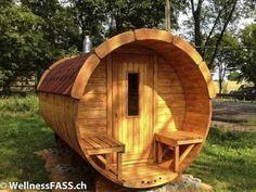 Garten-Sauna Aussen-Sauna Barrel-Outdoor-Sauna_WellnessFASS