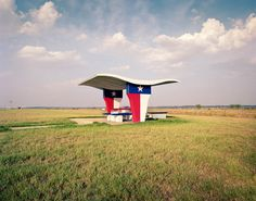 FlowerMoundTX Ryann Ford, Flower Mound, Texas (all photos from 'The Last Stop: Vanishing Rest Stops of the American Roadside,' published by PowerHouse Books)