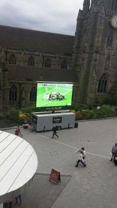 Rugby World Cup 2015 #Birmingham Rugby World Cup, Birmingham