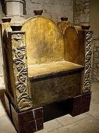 ROMANICO (EDAD MEDIA) Silla episcopal S XI - XII