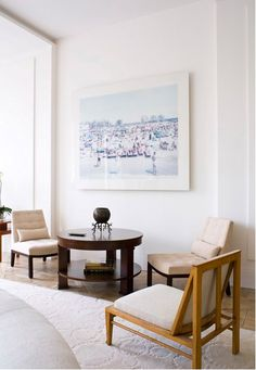Just seat down, Interior architect Pierre Yovanovitch, who designed Hotel Marignan Paris Formal Living Rooms, Living Room Modern, Relaxation Room, Relaxing Room, Pierre Yovanovitch, Best Interior, Interior Design, Artwork For Living Room, Front Rooms