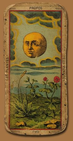 The origins of the Tarot are surrounded with myth and lore. The Tarot has been thought to come from places like Odette Et Lulu, Vintage Tarot Cards, Spiritus, Fortune Telling, Major Arcana, Oracle Cards, Tarot Decks, Stars And Moon, Magick