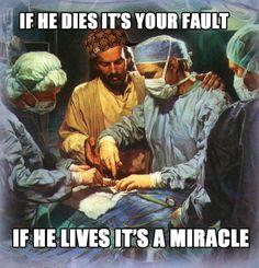 Scumbag Jesus!!
