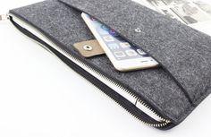 Felt 11.6 13.3 14-15.6 Laptop Case Laptop Sleeve Dell by FeltSJie