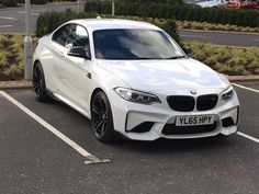 BMW M2 M Performance Parts Alpine White 6 750x563 photo