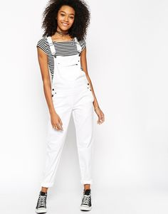 ASOS COLLECTION ASOS 90s Style Overalls