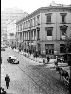 Poland, Old Things, Street View, Photographs, Photos, Landscape, City, Ww2, Places