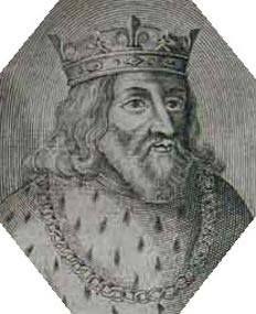 Merovingian King Dagobert I