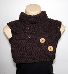 Hey, I found this really awesome Etsy listing at https://www.etsy.com/listing/253056083/funky-cowl-vest-tribal-steampunk-chunky