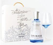 Gin Mare c/ Copo  Oferta - Disponível em www.estadoliquido.pt