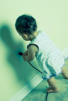 Electrical Cord Safety - Photo (c) Marilyn Nieves