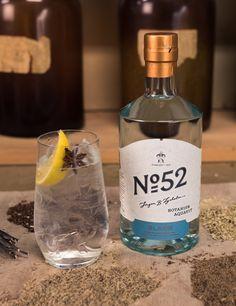 Ny norsk akevitt, utviklet for cocktails!