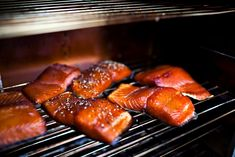 Smoked steelhead or salmon recipe. If you liked smoked fish, get a smoker and try this. It's delicious.