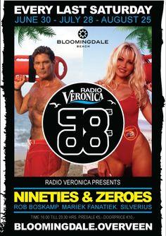 VERONICA PRESENTS 90's & 00's / TNT (july) #Bloomingdale #beachclub