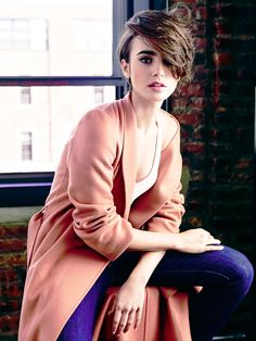 I Love Lily Collins