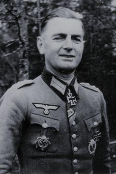 Oberst Alfred Druffner (1904-1943), Kommandeur Grenadier Regiment 519, Ritterkreuz 06.04.1943, Eichenlaub (343) 30.11.1943