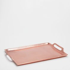 Image of the product Small square metal tray