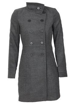 Palton ZARA Baddo Grey | Kurtmann.ro