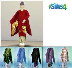 CAS / Femme / Kimono / Accessoire cheveux