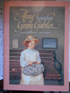 Anne of Green Gables by L.M. Montgomery by MarginaliaBooks on Etsy