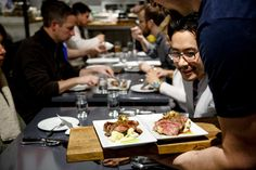 A city that often looked over its shoulder for restaurant validation and inspiration is coming into its own.