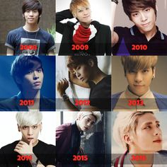 SHINee Kim Jonghyun - Through out the 8 years...