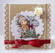 Splitcoaststampers FOOGallery - You've Got Christmas Mail