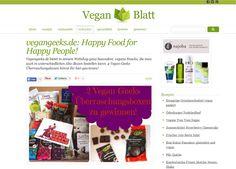 Gewinnt zwei Vegan Geeks-Überraschungsboxen! Bei VeganBlatt könnt ihr noch bis 1. Juni 2014 zwei Vegan Geeks-Überraschungsboxen gewinnen. Was in den Boxen...