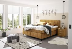 Modern, Bed, Furniture, Designer, Home Decor, Products, Coffer, Engineered Wood, Mattresses