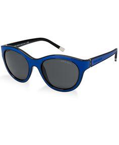 83861ebed53f Giorgio Armani Sunglasses, AR8032Q & Reviews - Sunglasses by Sunglass Hut -  Handbags & Accessories - Macy's