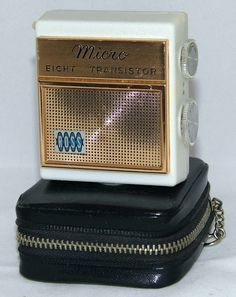 https://flic.kr/p/qzoBuZ | Vintage Ross Micro Transistor Radio, Model RE-815, Broadcast Band Only (MW), 8 Transistors, Made In Japan