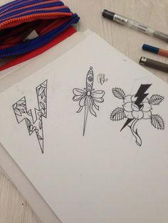 tattoo flash #traditional tattoo #neo traditional tattoo flash #tattoo idea