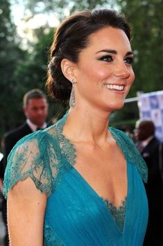 Kate Middleton Photo - Will and Kate go to the Gala