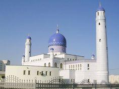 Manjali Mosque in Atyrau, Kazakhstan