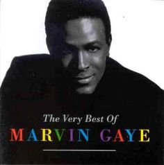 MARVIN GAYE - The Very Best of Marvin Gaye Album.