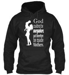Mother Special Tees Black Sweatshirt Front