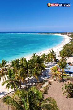 There is no reasoning twice when you opt for a beach holiday in the Caribbean, isn't it? Just gazing at the crystal clear waters, swaying palm trees and white-sand beaches will clear your mind and soul! #caribbean #trinidad #beach #travellifestyle #travel #travellover #itsallabouttravel #travelcenteruk