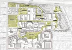 The Martin Luther King Jr. Medical Center Campus Master Plan | Los Angeles, USA | AHBE Landscape Architects – World Landscape Architecture