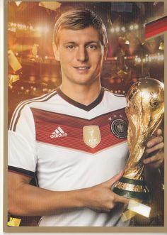 Toni Kroos MF #18