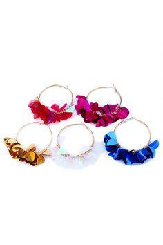 Bamboo Hoop Earrings - 2 inch large gold hoops/ big gold hoops/ bamboo earrings/ thick gold hoops/ statement earrings/ gifts for her - Fine Jewelry Ideas, Bamboo Hoop Earrings, Sterling Silver Earrings, Silver Rings, 925 Silver, Copper Jewelry, Gemstone Jewelry, Diamond Jewelry, Amethyst Earrings, Stud Earrings