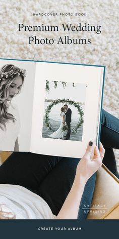 "The Hardcover Photo Book by Artifact Uprising, starting at $69, makes for a high-quality album of wedding day or a meaningful gift for friends and family. ""No matter how tech-savvy someone is, there's something special about giving them an actual book of treasured family photos. Design your book now and it will ship in just 5 business days."" – Apartment Therapy"