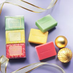 Scented Soaps Set each Stocking Fillers, Soaps, Body Care, Make Up, Skin Care, Christmas 2015, Beauty Products, Gifts, Lady