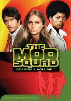 Peggy Lipton, Michael Cole and Clarence Williams III in Mod Squad (1968)