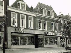 TIP TOP - Vrouw Jutteland - Delft