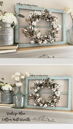 I want !!Rustic farmhouse window wreath frame! home decorating inspiration/decorating your home/farmhouse livingroom decor/decor farmhouse/farmhouse decorating ideas/farmhouse ideas/simple farmhouse decor/modern farmhouse/farmhouse/farmhouse touches/farmhouse style decorating ideas/farmhouse home decor ideas/farmhouse living decor/farmhouse room decor/farmhouse inspiration/farmhouse style ideas/home decor ideas/ farmhouse home decor products #homedecor #affiliate #RusticBathrooms
